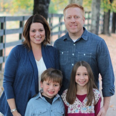 48: Faith Starts at Home with Founder of Gather and Grow Co. Jessica Wolstenholm