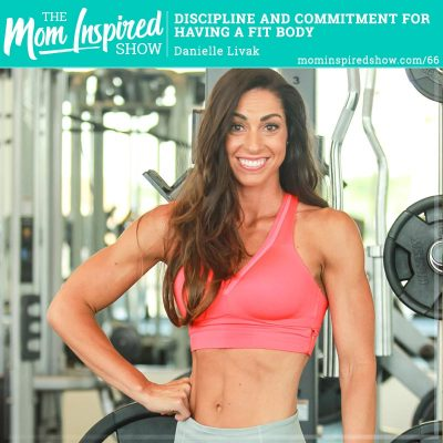 Discipline and commitment for having a fit body: Danielle Livak: 66