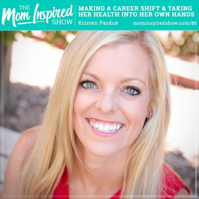 Making a career shift and taking her health into her own hands: Kristen Pardue: 85
