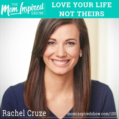 Love your life not theirs: Rachel Cruze: 100