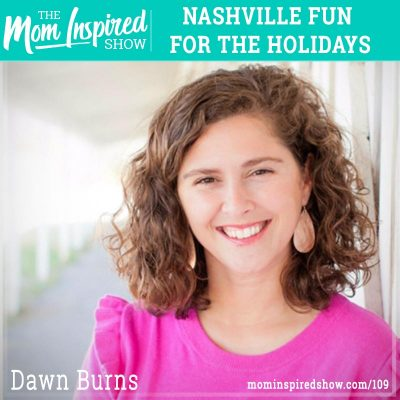 Nashville fun for the holidays: Dawn Burns:109
