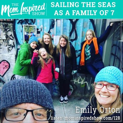 Sailing the seas as a family of 7: Emily Orton: 128