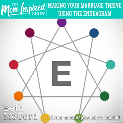 Making your marriage thrive using the Enneagram: Beth McCord: 130