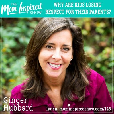 Why are kids losing respect for their parents? : Ginger Hubbard : 148