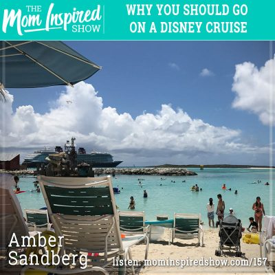 Why you should go on a Disney Cruise: Amber Sandberg: 157
