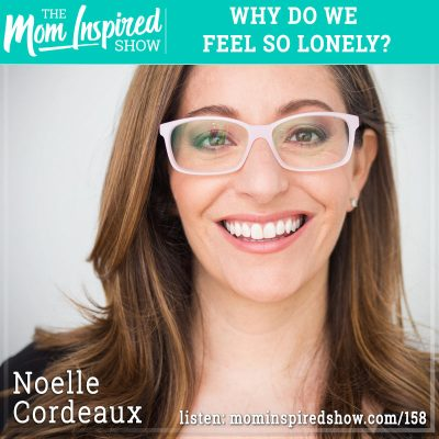 Why do we feel so lonely: Noelle Cordeaux: 158