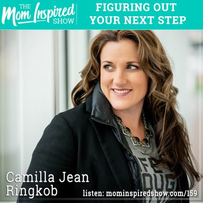 Figuring out your next step: Camilla Jean Ringkob: 159