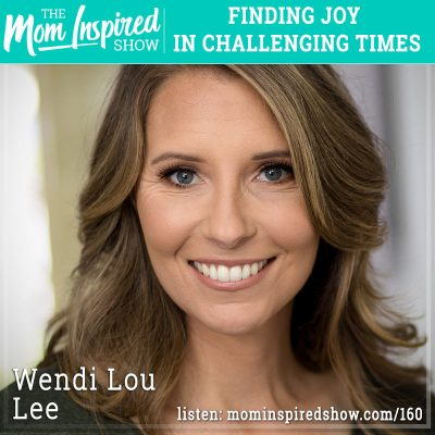 Finding Joy in Challenging Times: Wendi Lou Lee: 160
