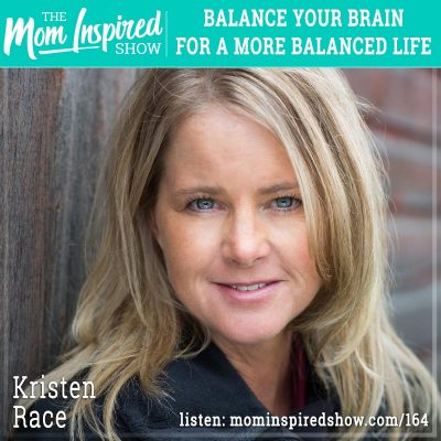 Balance your brain for a more balanced life :Kristen Race : 164