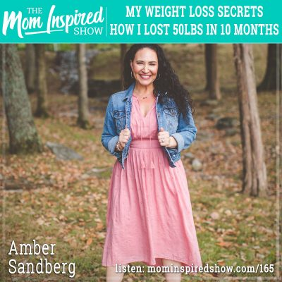 My weight loss secrets, how I lost 50lbs in 10 months: Amber Sandberg: 165