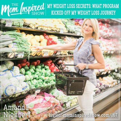 My weight loss secrets, what program kicked off my weight loss journey :Amanda Nighbert:167