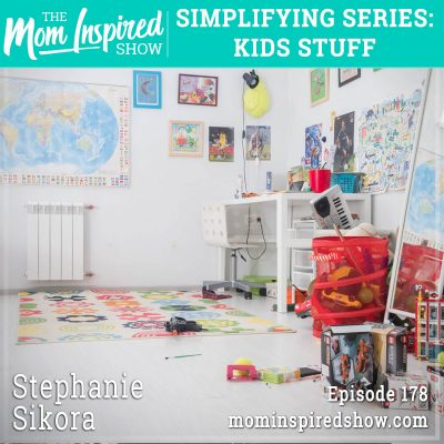 Simplifying Series-Kids Stuff: Stephanie Sikora: 178