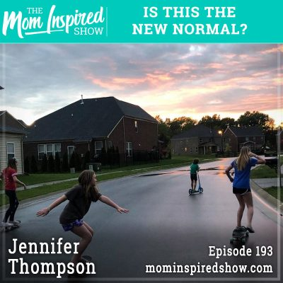 Is this the new normal? Jennifer Thompson: 193