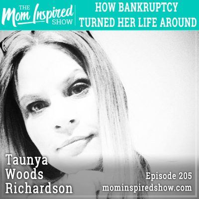 How bankruptcy turned her life around: Taunya Woods Richardson : 205