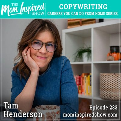 Copywriting: Careers you can do from home series : Tam Henderson: 233