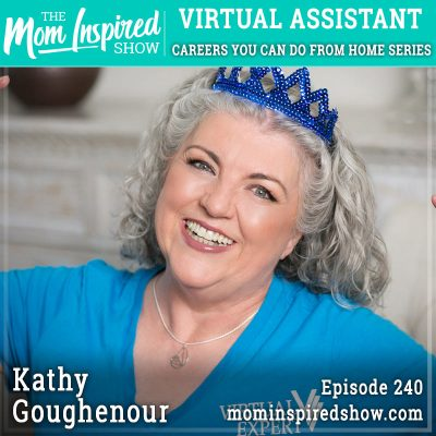 Virtual Assistant – Careers you can do from home series: Kathy Goughenour: 240